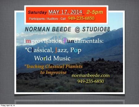 Improv Workshop promo May 2014-Studio88 web version